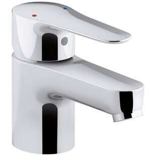 Kohler July Single-Handle Commercial Bathroom Sink Faucet without Drain