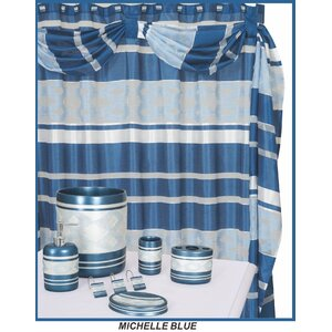 Michelle Decorative Shower Curtain