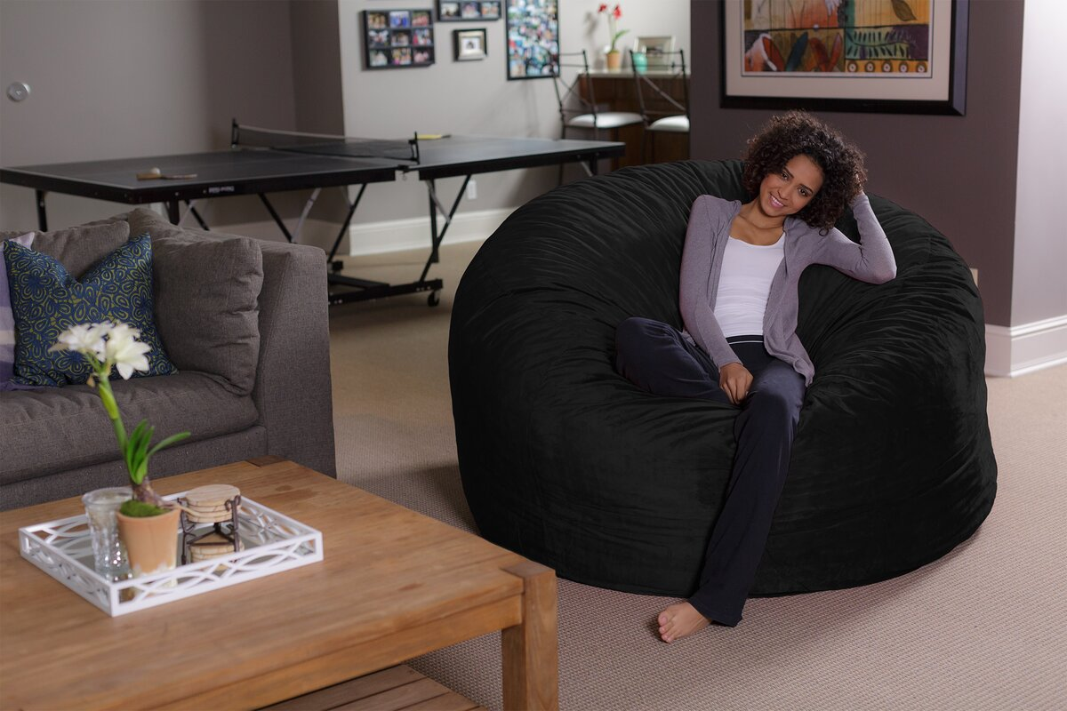 Ebern Designs Bean Bag Chair Reviews