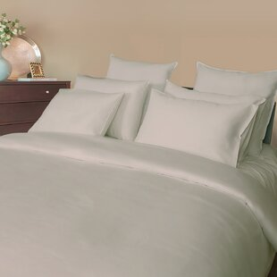Balderas 540 Thread Count Solid Color 100% Cotton Sateen Sheet Set