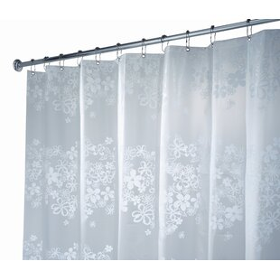 EVA Vinyl Shower Curtain By InterDesign