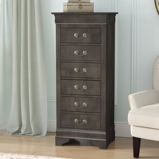 Lisle 6 Drawer Lingerie Chest
