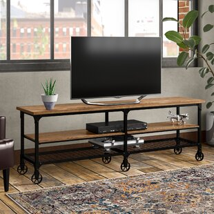 Reviews Dormarion TV Stand for TVs up to 70 by Trent Austin Design Reviews (2019) & Buyer's Guide