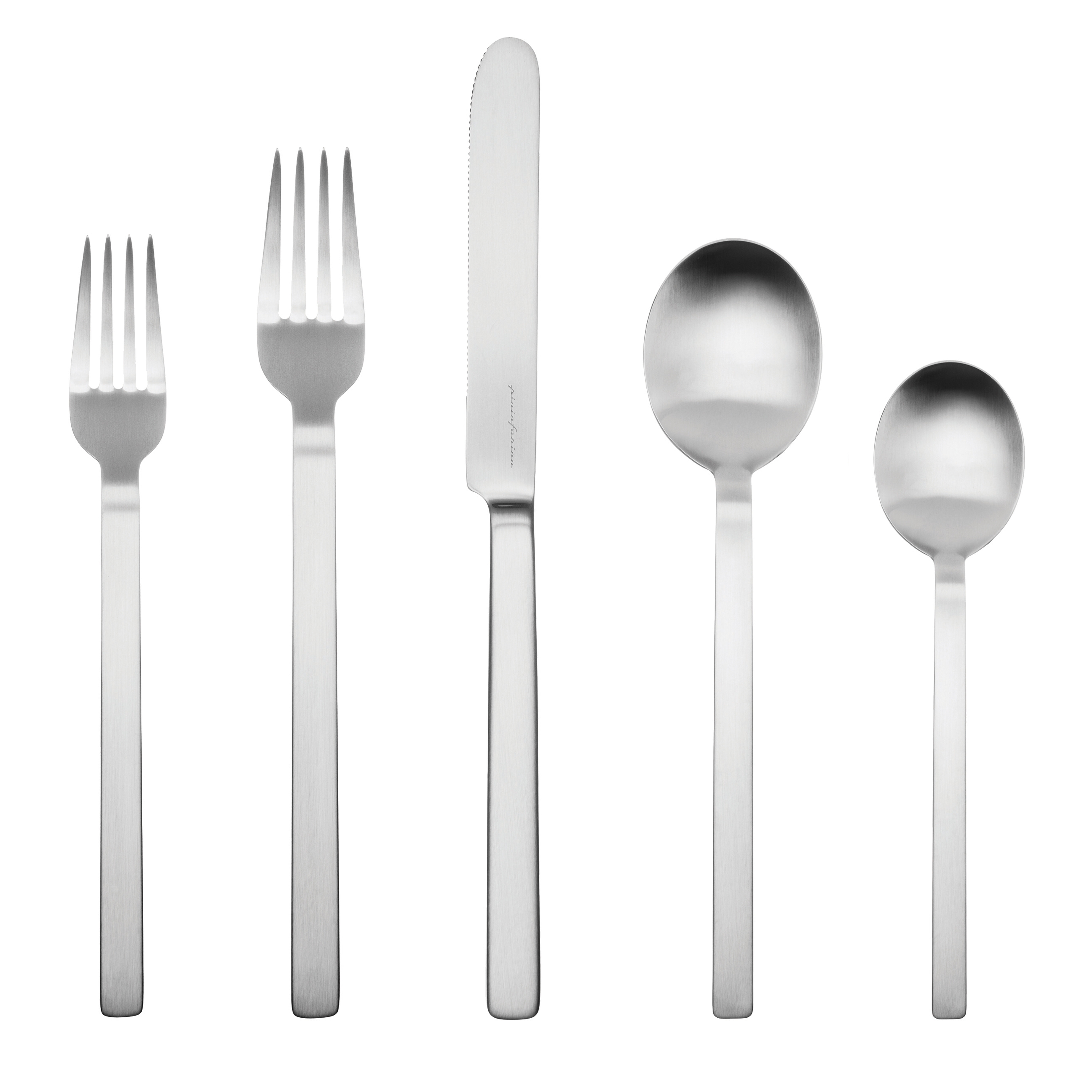 20pcs Silverware Set 18//10 Stainless Steel Black Spoon Cutlery Set,Service for 4