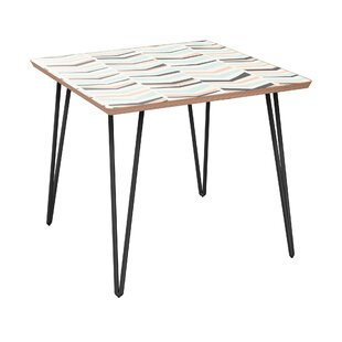 Best Jesica End Table by Brayden Studio