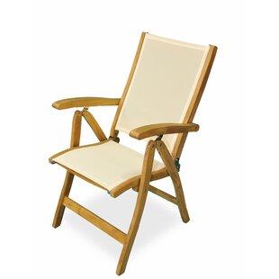 Sidd Reclining Beach Chair