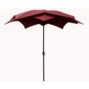 6.5' Market Umbrella by LB International