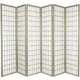Trevor Shoji 6 Panel Room Divider