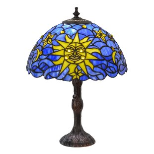 Sun, Moon and Stars 16.5 Table Lamp