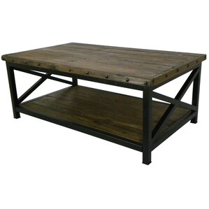 Denis Coffee Table by Tren..