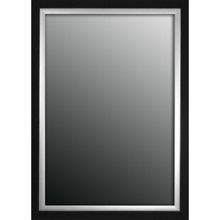 Second Look Mirrors Natural Ebony Wall Mirror