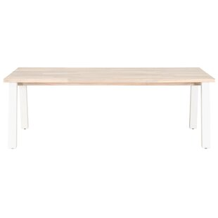 Diego Solid Wood Dining Table by Orient Express Furniture