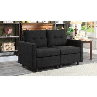 Wetherby Loveseat by Ebern Designs Comparison