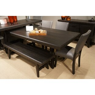 Emrys Solid Wood Dining Table