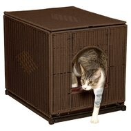 Cat Litter Boxes & Litter Box Enclosures