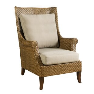 New Classics Addison Patio Dining Chair With Cushion by Kenian 2019 Coupon