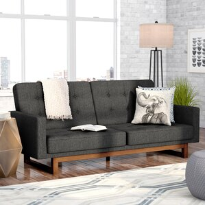Smallwood Convertible Sofa by Mercury Row