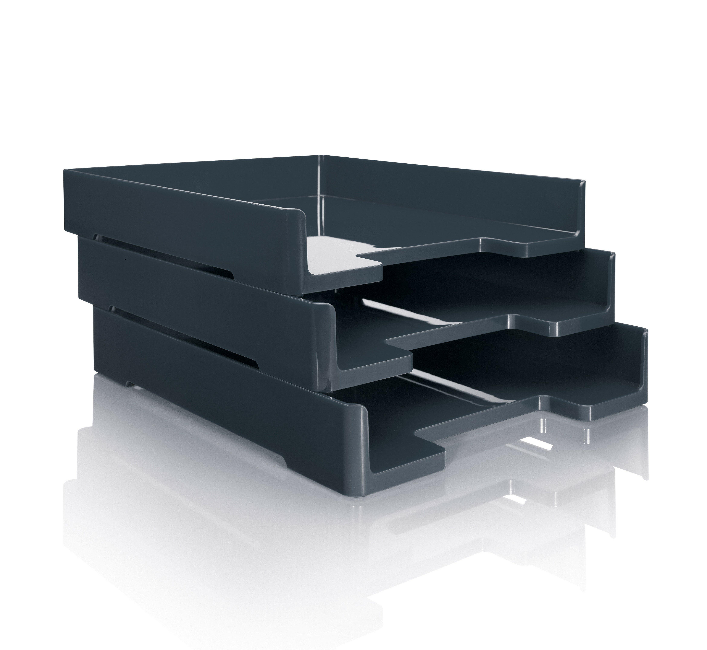 Eyestyle Modern Desktop Accessories - 48 Letter Tray Set