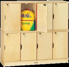 Preschool Lockers