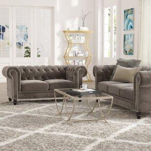 Tunbridge Wells 2 Piece Living Room Set