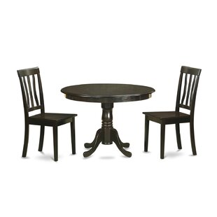 Bonenfant 3 Piece Dining Set by Darby Home Co
