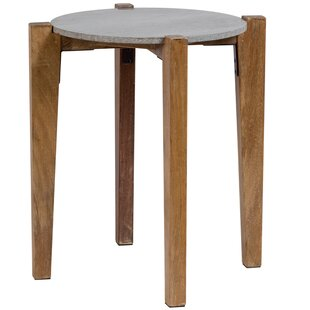 Cordell Mid Century Modern End Table by C..