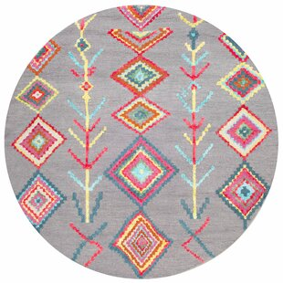 Dayne Hand-Tufted Gray Area Rug by Mistana