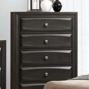 Mccafferty 5 Drawer Chest by Winston Porter #1
