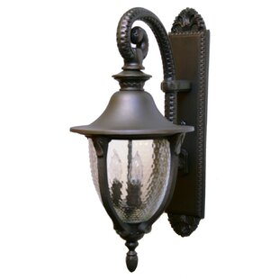Coupon Phillipstown 4-Light Outdoor Wall Lantern By Alcott Hill