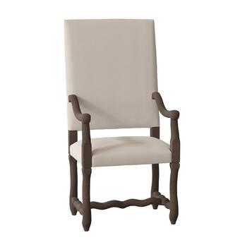 Orren Ellis Statham Upholstered Dining Chair Wayfair