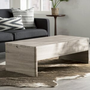 Ager Keller Coffee Table with Lift Top by Mercury Row