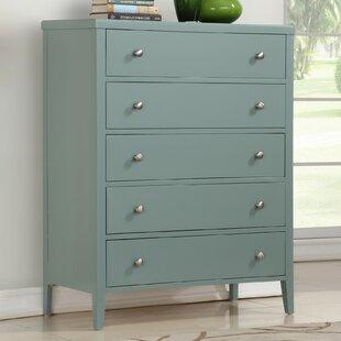 Howlett 5 Drawer Dresser