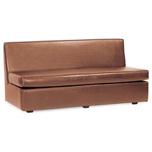 Serrano T-Cushion Sofa Slipcover by Latitude Run
