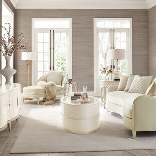 Adela Standard Configurable Living Room Set by Caracole Compositions