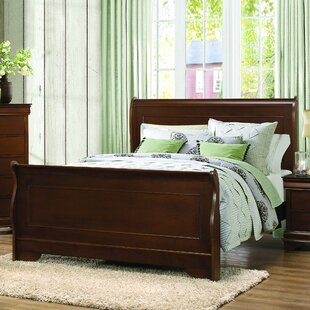 Purchase Alivia Sleigh Bed by Alcott Hill Reviews (2019) & Buyer's Guide