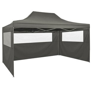 Boulware 3m X 4.5m Steel Party Tent By Sol 72 Outdoor