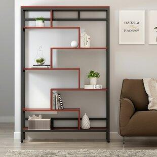 Bressler Geometrric Bookcase by Williston Forge
