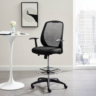 Claiborne Mesh Drafting Chair