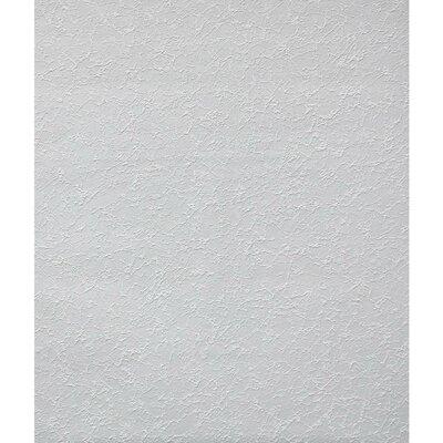 "York Wallcoverings Splatter Paintable 33' x 21"" Solid Wallpaper Roll"