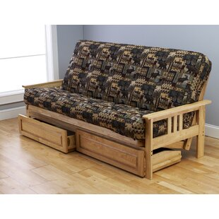 Deepwater Futon and Mattress by Loon Peak