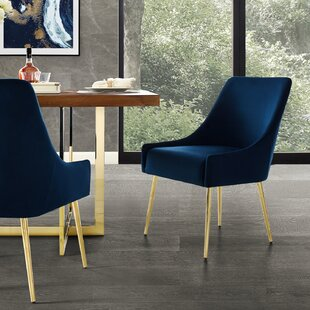 Bostwick Upholstered Dining Chair (Set of 2)