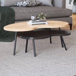 Heater 2 Piece Coffee Table Set