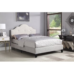 Winifred Upholstered Panel Bed by Winston Porter