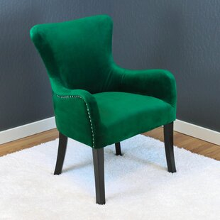 Delightful Green Wingback Accent Chairs Youu0027ll Love | Wayfair