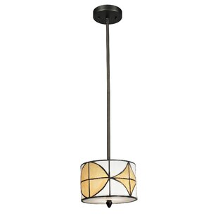 Charlton Home Bromsgrove 1-Light Mini Pendant