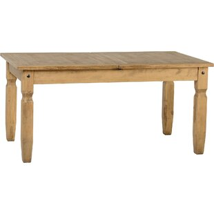 Dodge Extendable Dining Table By Union Rustic