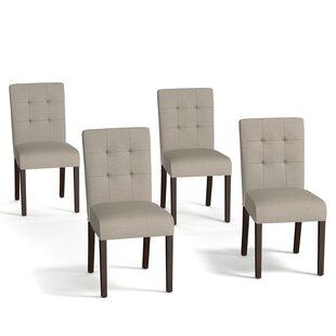 Brayden Studio Isidora Side Chair Set (Set of 4)