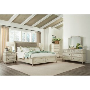 Waverley Storage Platform Configurable Bedroom Set by Beachcrest Home