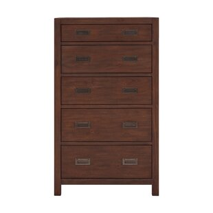 Hammond Tall 5 Drawer Standard Chest