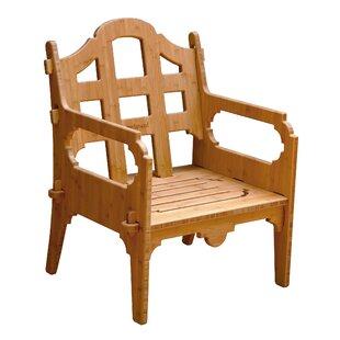 Loon Peak Burliegh Patio Chair (Set of 2)